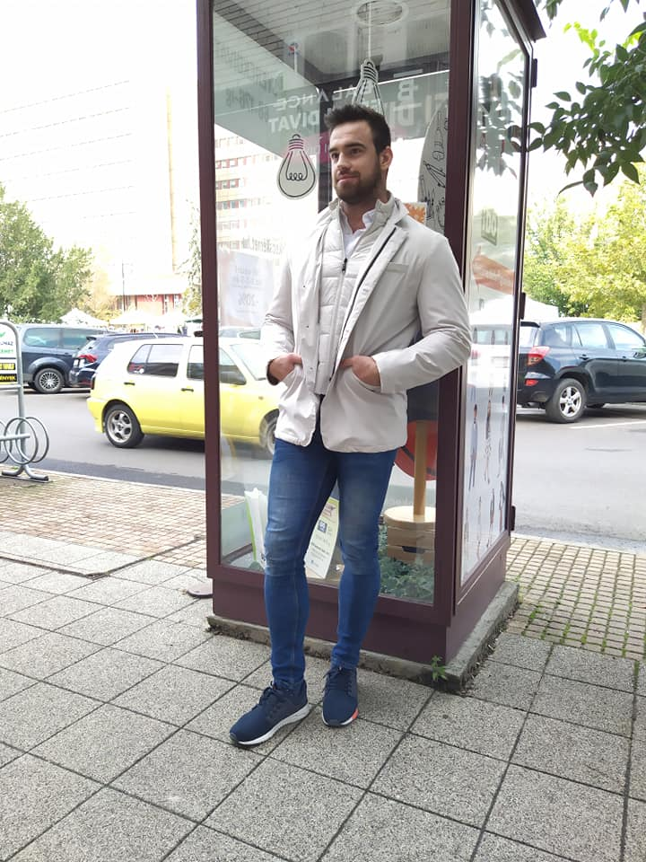 Balance fehér dzseki