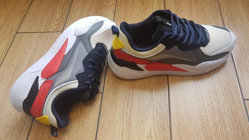 Blend színes sportcipő